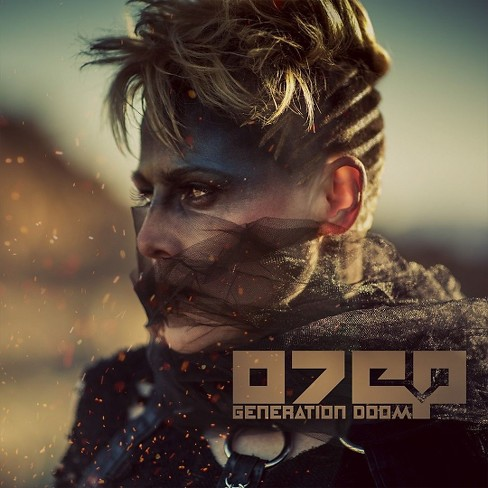 Otep - Generation doom [Explicit Lyrics] (CD) - image 1 of 1