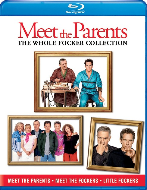 Meet the parents:Whole fockers collec (Blu-ray) - image 1 of 1