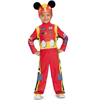 Mickey Mouse & Friends Mickey Roadster Classic Toddler Costume