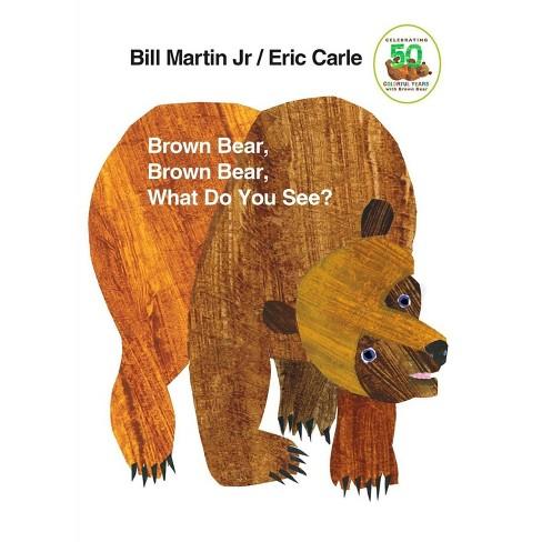 Brown Bear Brown Bear by Bill Martin (Board Book) - image 1 of 1
