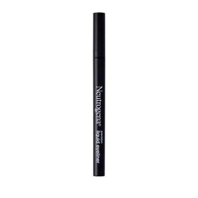 Neutrogena Precision Liquid Eyeliner - Smudge-Resistant - Jet Black - 0.013oz