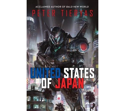 United States of Japan (Reissue) (Paperback) (Peter Tieryas) - image 1 of 1