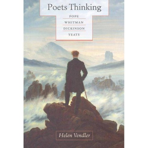 Poets Thinking - by  Helen Vendler (Paperback) - image 1 of 1