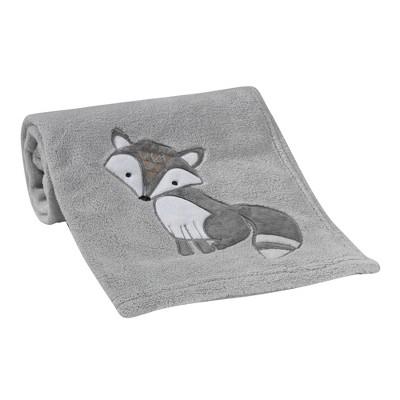 Bedtime Originals Little Rascals Blanket - Gray