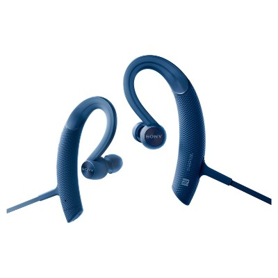 Sony Sports Wireless Bluetooth Headset - Blue