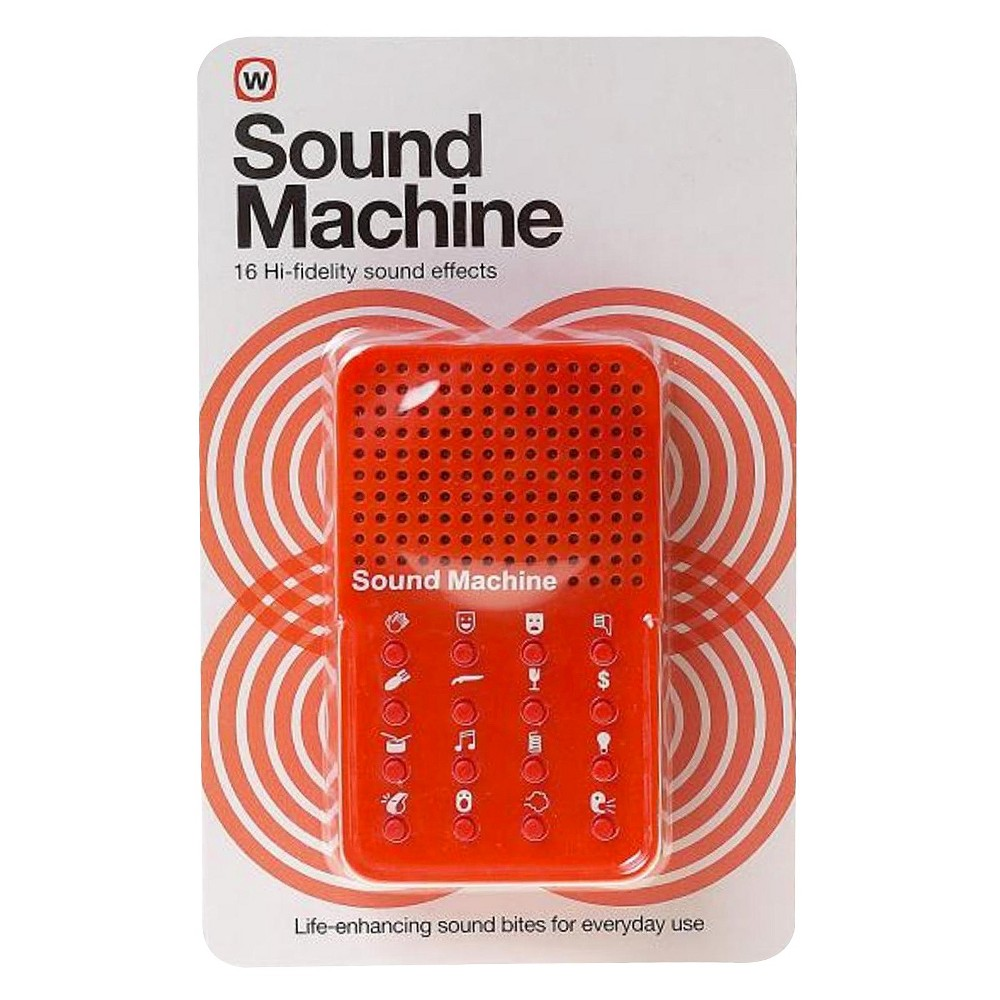 Image of Sound Machine, sound machines