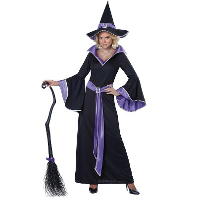 California Costumes Incantasia, The Glamour Adult Witch