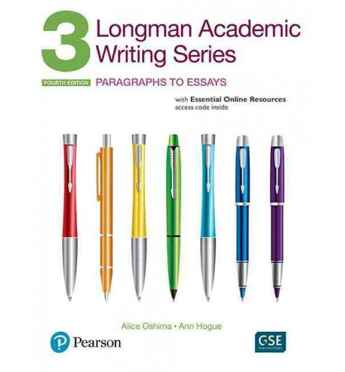 Longman Academic Writing : Paragraphs to Essays, With Essential Online Resources (Vol 3) (Paperback) - image 1 of 1
