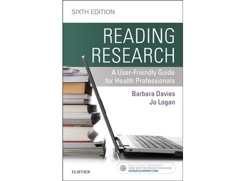 Reading Research : A User-Friendly Guide for Health Professionals -  (Paperback) - image 1 of 1