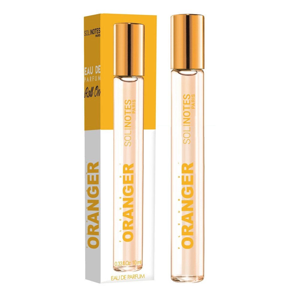 Image of Women's Solinotes Orange Blossom Rollerball Perfume - 0.33 fl oz