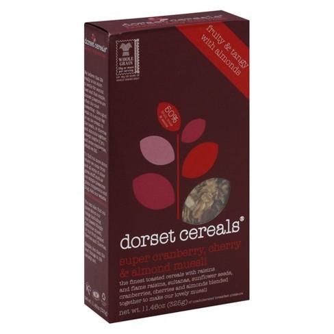 Dorset Cereals Super Cranberry, Cherry & Almond Muesli - 11.46oz - image 1 of 1