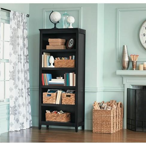 Carson 72 5 Shelf Bookcase