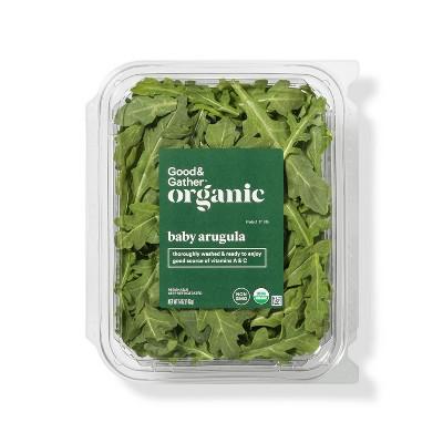 Organic Baby Arugula - 5oz - Good & Gather™