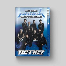NCT 127 - The 2nd Album Repackage 'NCT #127 Neo Zone: The Final Round' [2nd PLAYER Version] (CD)