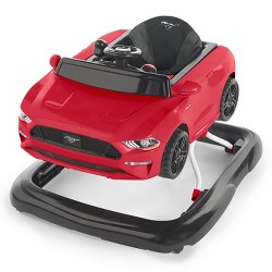 Bright Starts 3 Ways To Play Walker Ford Mustang - Red