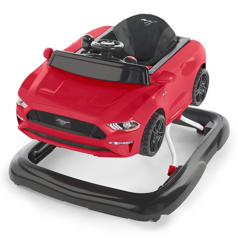 Bright Starts 3 Ways To Play Walker Ford Mustang - Red - image 1 of 4