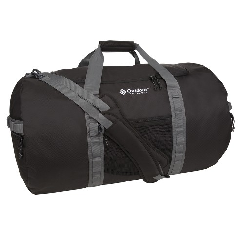 Outdoor Products Atwater Packable Backpack/Duffel - Black - image 1 of 8