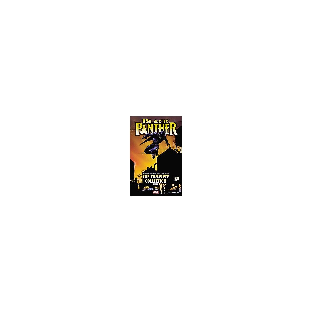 Black Panther 1 : The Complete Collection (Paperback) (Christopher Priest)
