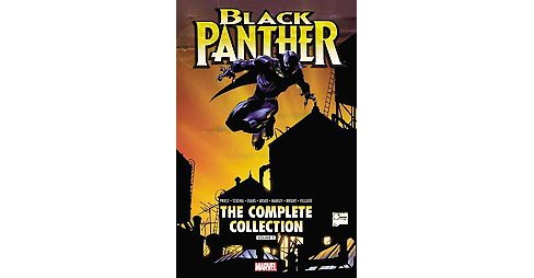 Black Panther 1 : The Complete Collection (Paperback) (Christopher Priest) - image 1 of 1