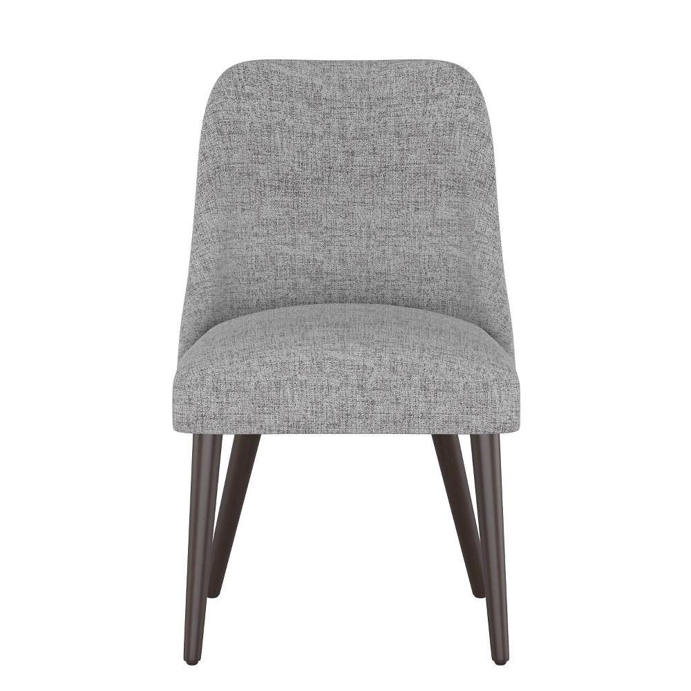 Image of Geller Dining Chair Geneva Medium Gray - Project 62