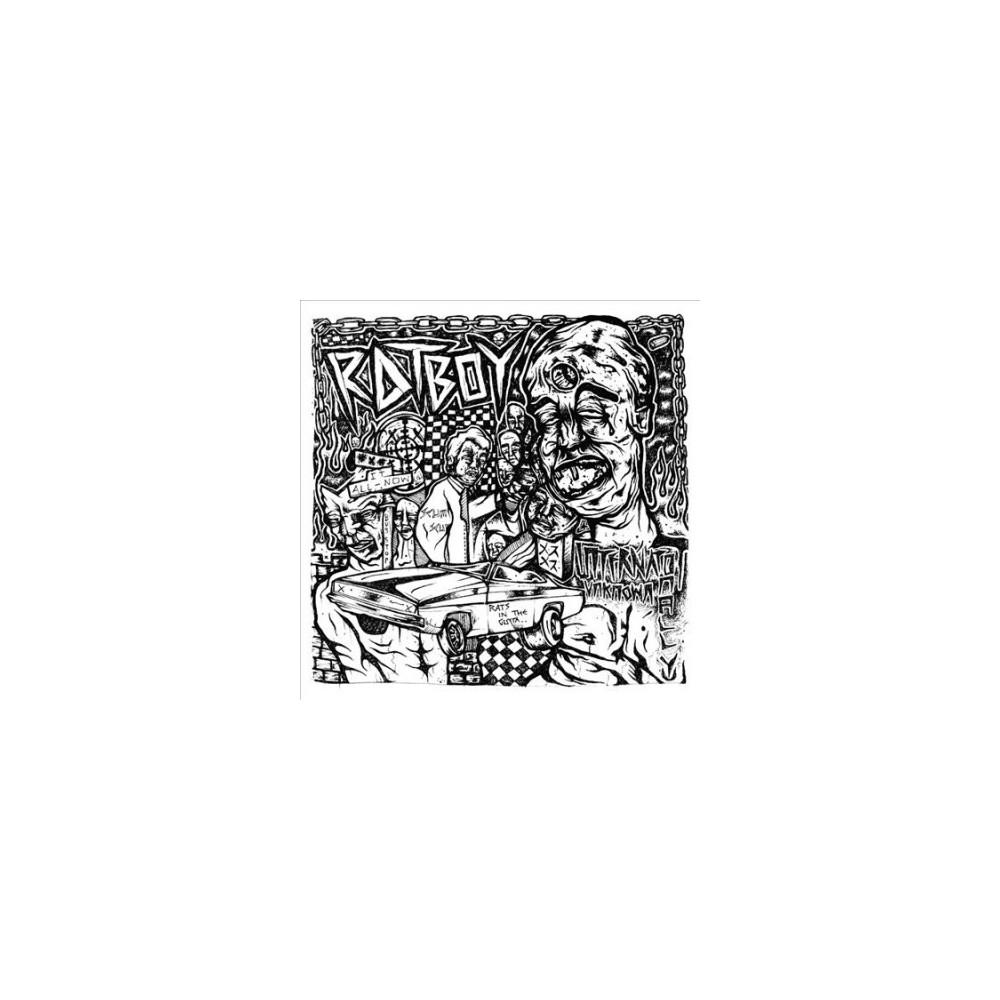 Rat Boy - Internationally Unknown (CD)