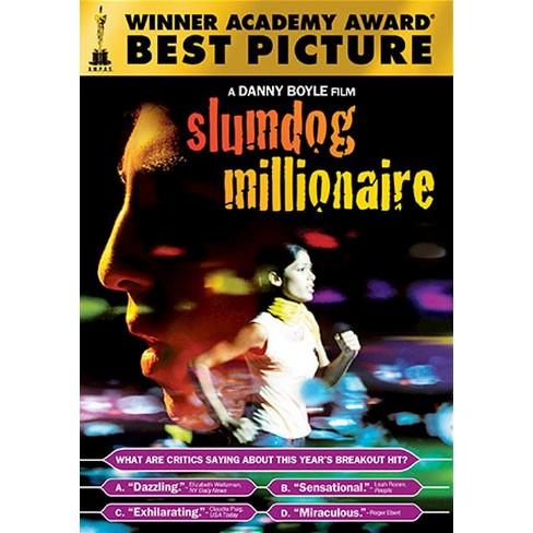 Slumdog Millionaire (dvd_video) - image 1 of 1