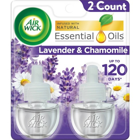 Air Wick Lavender & Chamomile Scented Oil Refills - image 1 of 4