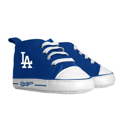 MLB Los Angeles Dodgers Baby Sneakers - 0-6M