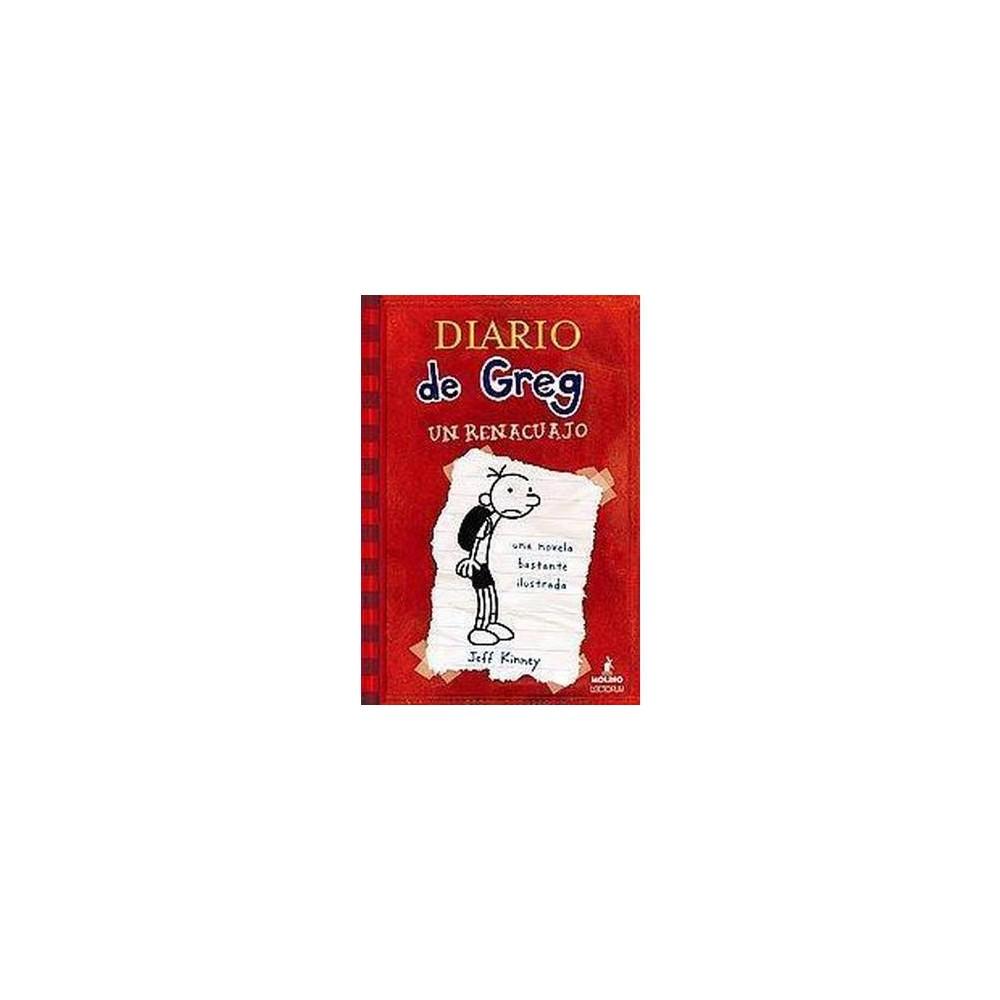 Diario de Greg / Diary of a Wimpy Kid (Translation) (Hardcover) (Jeff Kinney)
