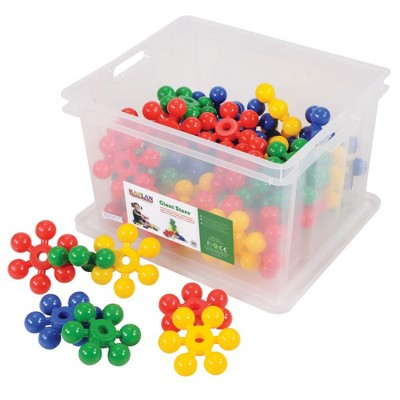 Kaplan Early Learning Company Giant Stars Jumbo Manipulative Set (50 Pieces)