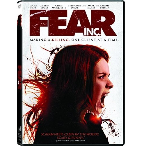Fear Inc (DVD) - image 1 of 1