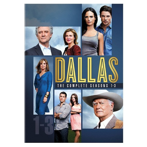 Dallas:Seasons 1-3 (DVD) - image 1 of 1