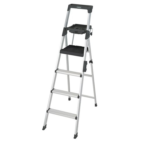 Super Cosco 6 Foot Signature Series Step Ladder Type 1A Gmtry Best Dining Table And Chair Ideas Images Gmtryco