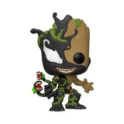 Funko POP! Marvel: Max Venom - Groot