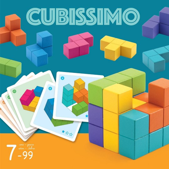 Cubissimo Board Game, board games image number null
