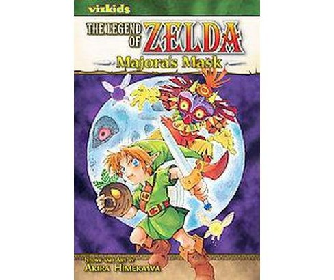 Legend of Zelda 3 : Majora's Mask (Paperback) (Akira Himekawa) - image 1 of 1