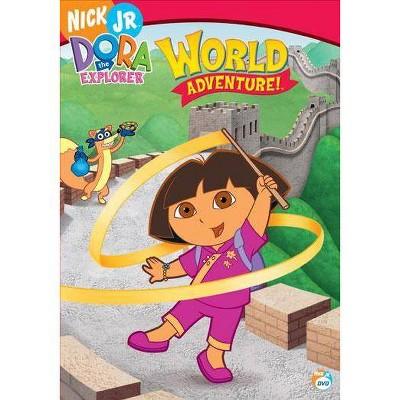 Dora The Explorer: World Adventure (DVD)(2006)