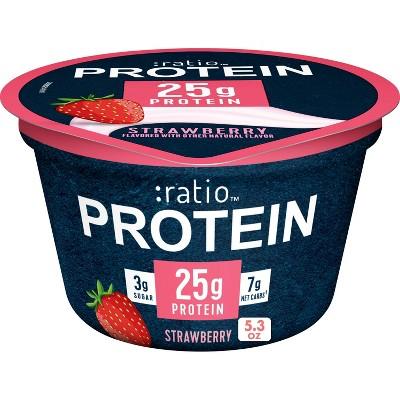 :ratio PROTEIN Strawberry Greek Yogurt - 5.3oz