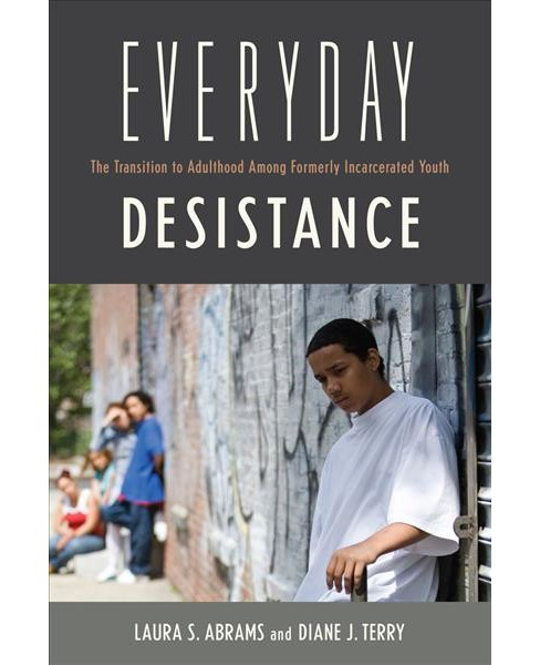 Everyday Desistance : The Transition to Adulthood Among Formerly Incarcerated Youth (Paperback) (Laura - image 1 of 1