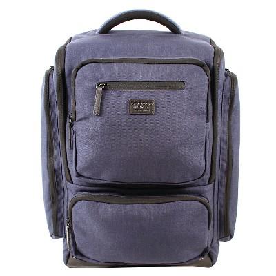 J World 18.5  Novel Laptop Backpack - Navy