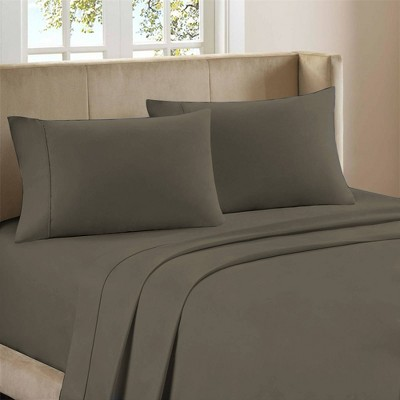 400 Thread Count Performance Cotton Solid Sheet Set - Purity Home