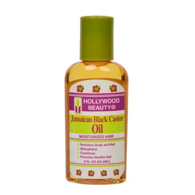 Hollywood Beauty Jamaican Black Castor Hair Oil - 2 fl oz