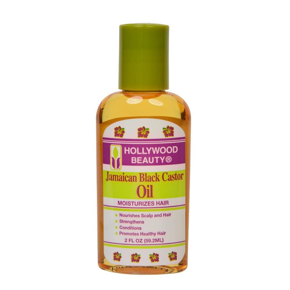 Image of Hollywood Beauty Jamaican Black Castor Hair Oil - 2 fl oz