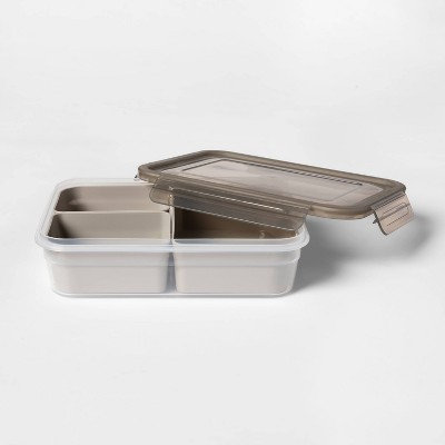 Food Storage Container Sets Gray - Room Essentials™