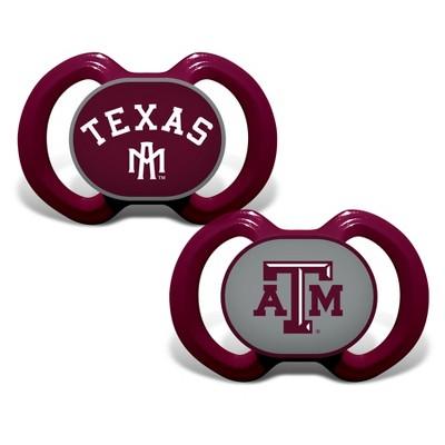 Texas A&M Aggies 2pk Pacifier Set