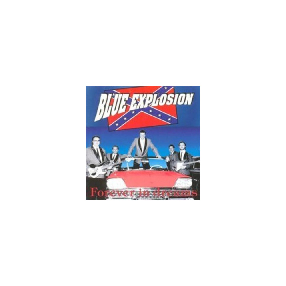 Blue Explosion - Forever In Dreams (CD)