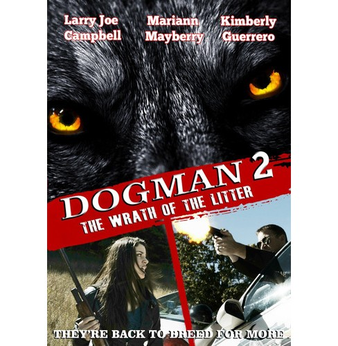 Dogman 2:Wrath Of The Litter (DVD) - image 1 of 1