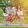 """Our Generation 20"""" Kids' Bike with Doll Seat - image 3 of 4"""