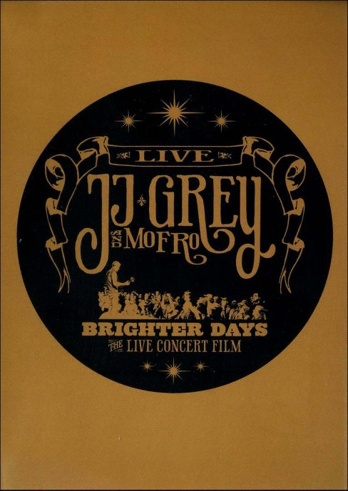 Jj grey & mofro:Brighter days (DVD) - image 1 of 1