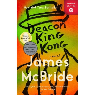 Deacon King Kong - Target Exclusive Edition by James McBride (Paperback)